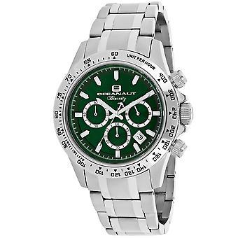 Oceanaut Men's Biarritz Green Dial Watch - OC6112