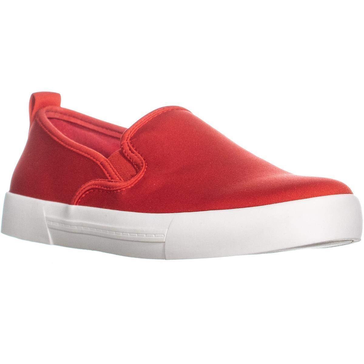 Noem het lente Womens Lovaudien stof lage top slip op mode sneakers bKHTlI