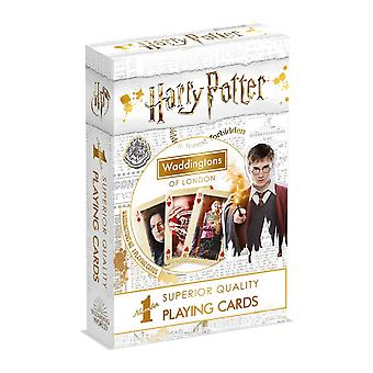 Waddingtons Playing Cards Game Card Deck-Harry Potter 2019