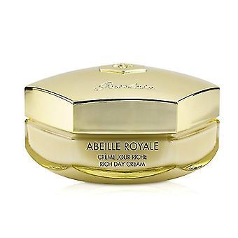 Guerlain Abeille Royale Rich Day Cream -firms Smoothes Illuminates - 50ml/1.6oz
