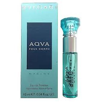 Bvlgari Aqva Marine Eau de toilette 10ml EDT spray