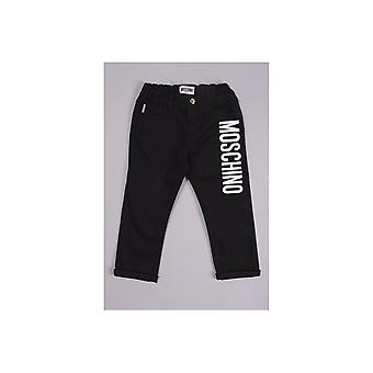 Moschino Baby Moschino Side Logo Baby Jeans
