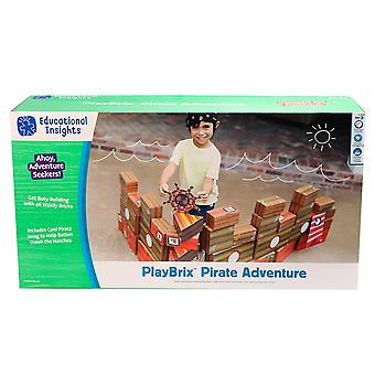 Learning Resources Playbrix - Pirate Adventure