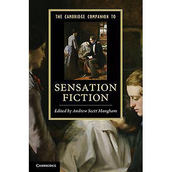 Cambridge Companion to Sensation Fiction door Andrew Scott Mangham