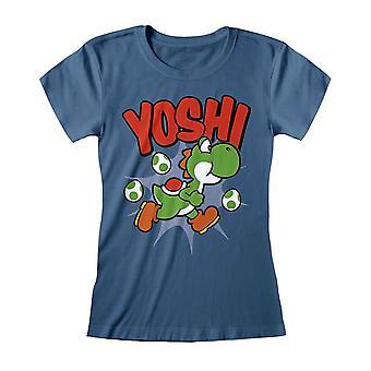 Donna's Nintendo Super Mario Yoshi T-Shirt