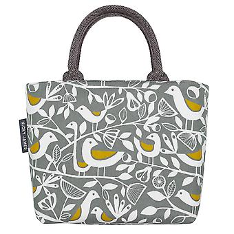 Nicky James Doves Lunch Cooler Tote Bag