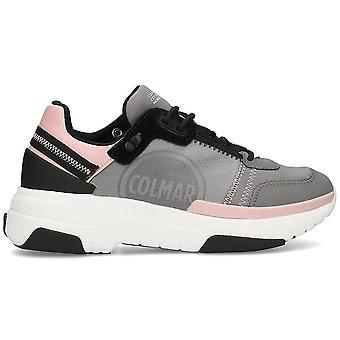 Colmar Stark Deep STARKDEEP126GRAYWHITEPINK universel toute l'année chaussures pour femmes