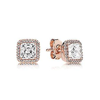 Pandora Silver Women's Stud Earrings - 280591CZ