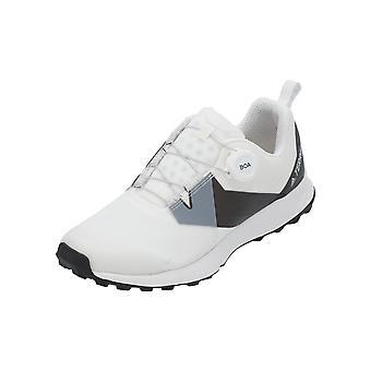 اديداس الأداء TERREX TWO BOA الرجال الاحذيه الرياضية الأبيض حذاء بدوره احذيه