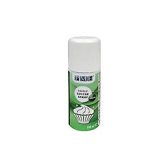 PME Edible Lustre Spray - Green 100ml