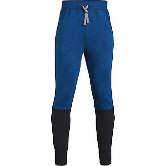 Under Armour Boys Double Knit Tapered Pant
