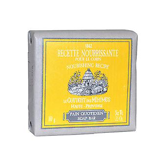 Le Couvent des Minimes Soap Bar Nourishing Recipe 100g for your Body