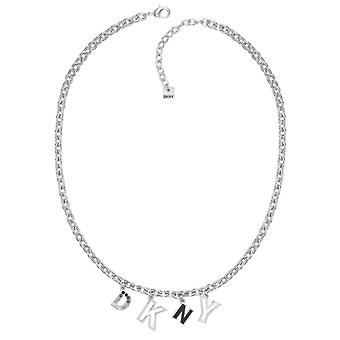 DKNY Woman Brass Not Available Pendant Necklace 5520043