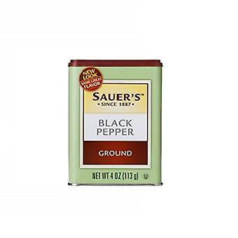 Sauer's Black Pepper Ground