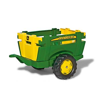 John Deere Farm Trailer Green - Rolly