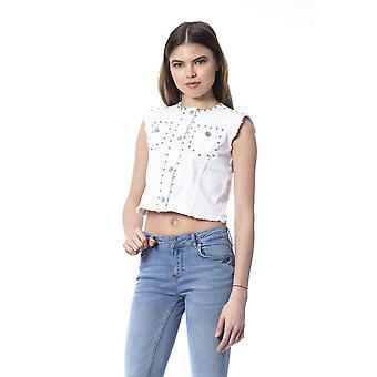 White Woman Silvian Heach T-shirt
