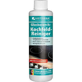 HOTREGA® glass-ceramic hob cleaner, 250 ml bottle