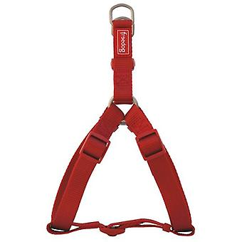 Freedog Harness A Red Tile (Dogs , Collars, Leads and Harnesses , Harnesses)