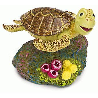 Sandimas Tortuga Crush (5 Cm) (Peces , Decoración , Adornos)