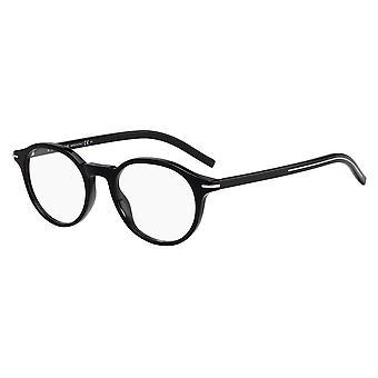 Dior HOMME BLACKTIE 264 807 Czarne okulary