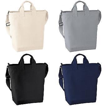 Bagbase キャンバス Daybag ・保持・ ショッピング バッグ (15 リットル) のストラップ