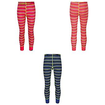 Regatta Great Outdoors Childrens/Kids Nessus Striped Base Layer Trouser