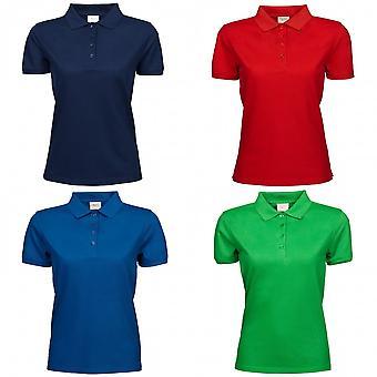 Tee Jays Womens/Ladies Heavy Short Sleeve Polo Shirt