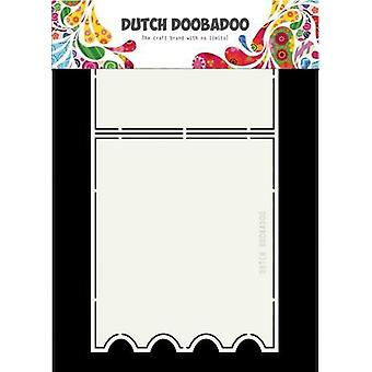 Hollantilainen Doobadoo Hollantilainen kortti Taidelippu A5 470.713.684