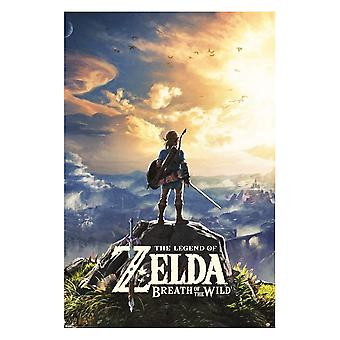 The Legend of Zelda, Maxi Poster - Zonsondergang