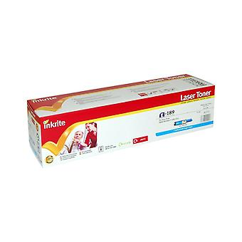 Inkrite Laser Toner Cartridge compatible with Epson AcuLaser C1100 Cyan