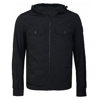 Boss Casual Odear Nylon Hooded Jacket