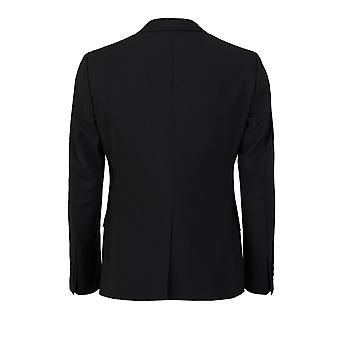 Dolce & Gabbana abito pinstriped a due pulsanti in Stretch Wool Blend