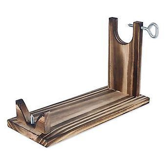 Suporte de presunto de madeira Quttin Astas (39,3 x 15 x 25 cm)