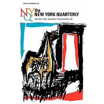 The New York Quarterly Number 24 by Packard & William