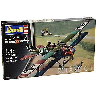 Revell 3965 1/48 Roland C.II Kit de modèle en plastique