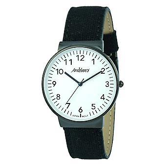Herren's Uhr Araber HNA2236W (40 mm)