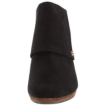 Dr. Scholl's Womens Create Fabric Closed Toe Ankle Fashion Boots