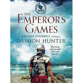 The Emperor's Games by Damion Hunter - 9781788635417 Book