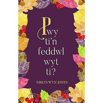 Pwy Ti'n Feddwl Wyt Ti? by Eirlys Wyn Jones - 9781845276966 Book