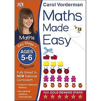 Matte gjort enkelt alderen 5-6 viktige trinn 1 nybegynner av Carol Vorderman - 97