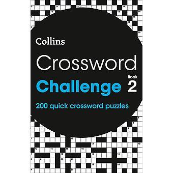 Crossword Challenge Book 2