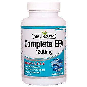 Nature's Aid Complete EFA (Omega 3;6;9) Softgels 90 (120330)