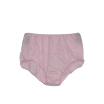 Unbranded Panties Pull-on Soft Knit Briefs Light Pink