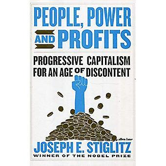 Personnes - Pouvoir - et profits - Capitalisme progressif pour un âge de Di
