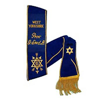 Order of the secret monitor - provincial - sash