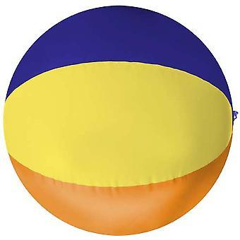 Bullet Rainbow Solid Beach Ball