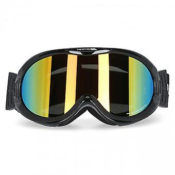 Trespass Adults Unisex Vickers Double Lens Snow Sport Ski Goggles