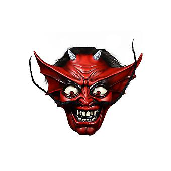 Iron Maiden Number of the Beast Devil Mask