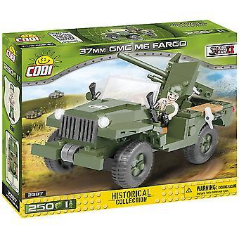 Weltkrieg 250 Stück 37mm GMC M6 Fargo