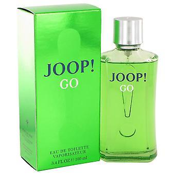 Joop Go Eau De Toilette Spray By Joop! 3.4 oz Eau De Toilette Spray